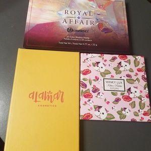 Royal Affair, kitten palette, Reina Del Caribe